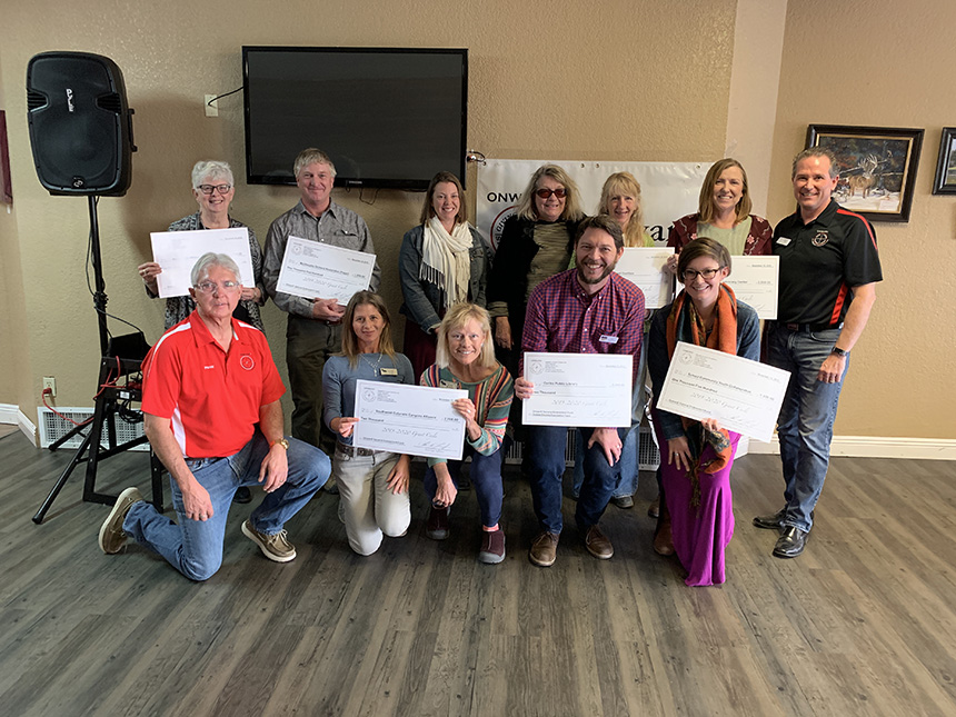 2019 Onward! Enhancement Grant Award Winners
